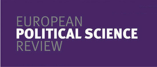 European Political Science Review